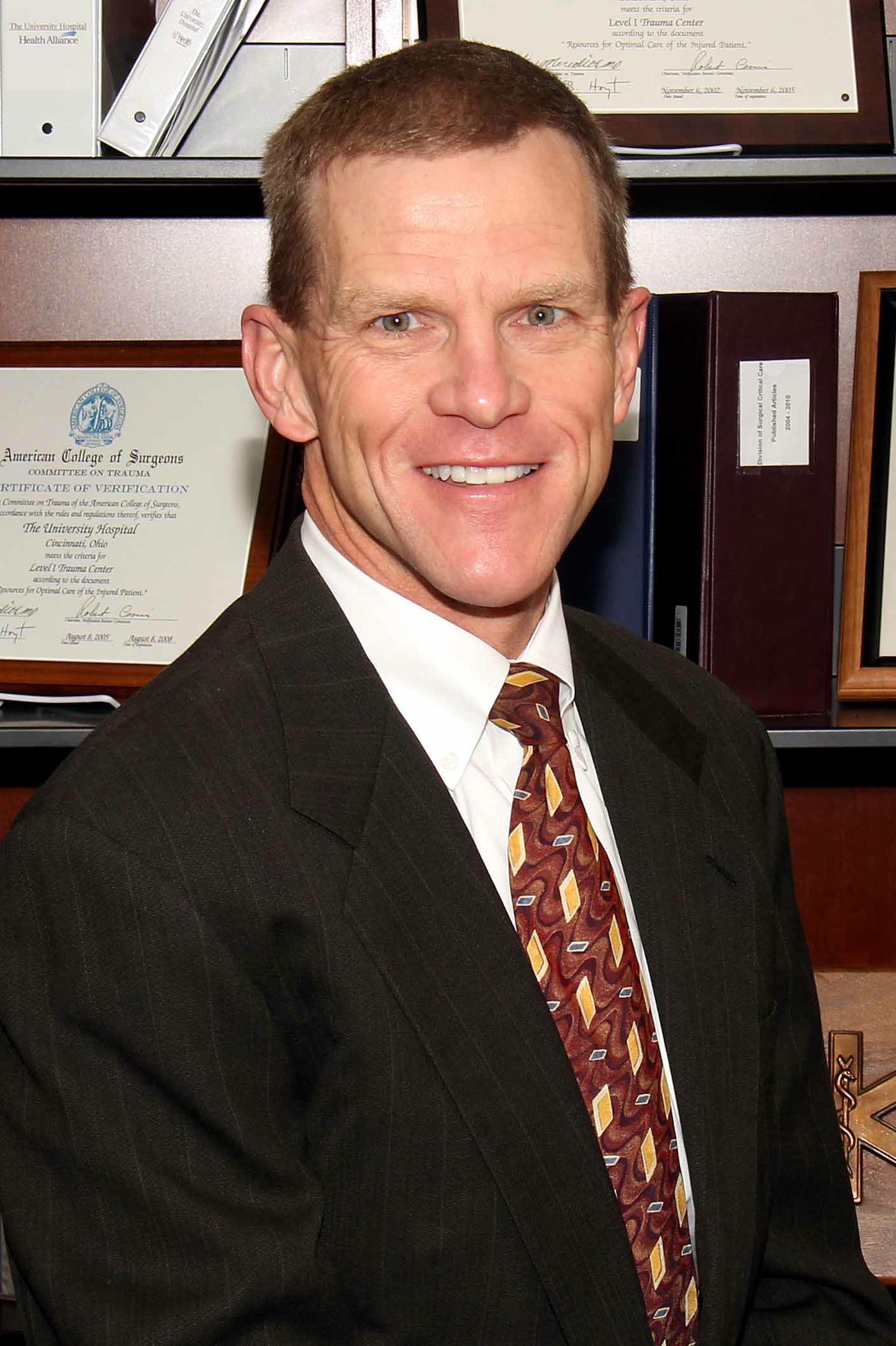 Dr. Jay Johanningman, M.D.